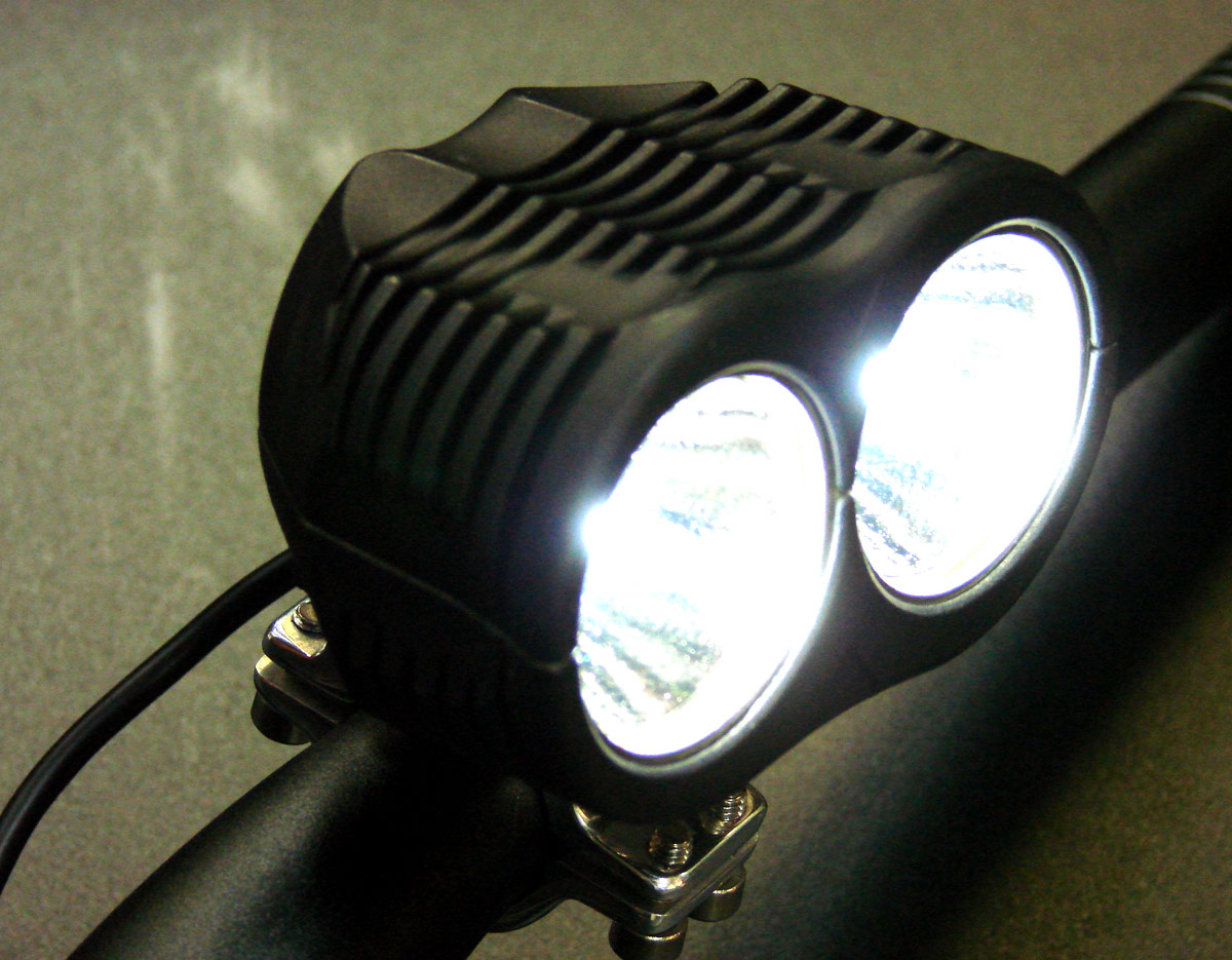 2000 Lumen High Efficiency Lightweight Power Led Cycling Strobe Click Here For A Bigger Image