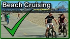 Click here for super cool fat tire beach cruiser bikes with electric pedal assist...