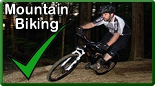 Click here for super cool mountain bikes with electric pedal assist...
