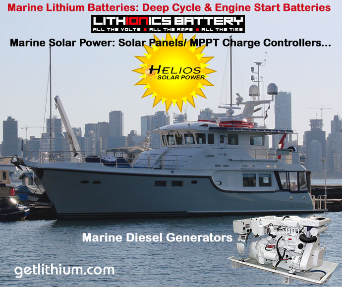 Click here for lithium ion batteries and more...